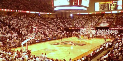 Reed arena texas a%2526m