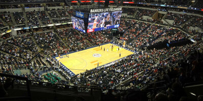 Indianapolis bankers life fieldhouse 35086