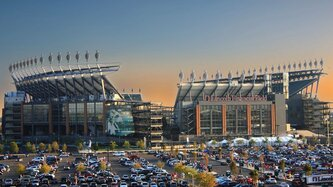 Philadelphia eagles at lincoln financial field 1